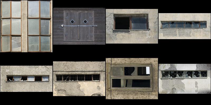 Anderson Doors And Windows >> Windows Texture Pack III | Openfootage