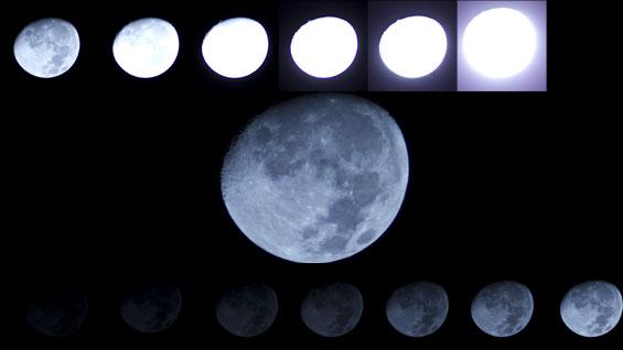 HDRI Moon | Openfootage